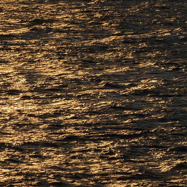 Fine Art Print - A sailboat sailing close to cape Maleas during sunrise, Laconia, Peloponnese