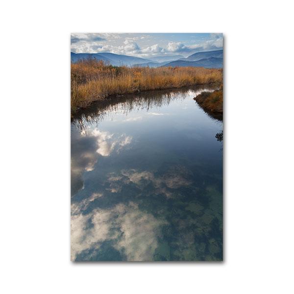 Moustos wetland near Astros. Arcadia, Peloponnese, Greece