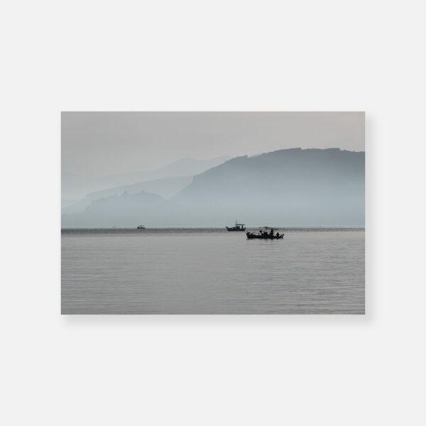 Ψαράδικα στη Νέα Κίο - © Θεόδωρος Παπαγεωργίου